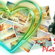 ShelVik Photography Memories & Moments logo