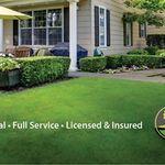 Professional Lawn & Landscape Management profile image.