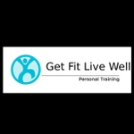 Get Fit Live Well profile image.