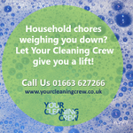 Your Cleaning Crew profile image.