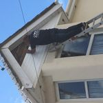 Aclassroofing and property maintenance profile image.