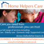 Home Helpers Care profile image.