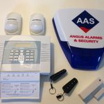 Angus Alarms & Security Ltd profile image.