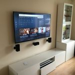 Home cinema installations profile image.