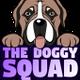 The doggy squad logo