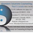 Abundant Solutions Counseling.