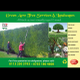 Green acre tree service and landscaping logo