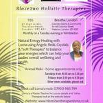 Blaze2wo Holistic Therapies profile image.