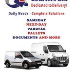 Express Lane Couriers Ltd profile image.