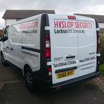 Hyslop Security  profile image.