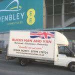 Bucks Man And Van profile image.