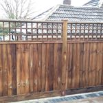 S . F . C   steves fencing company profile image.