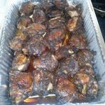 Randell's creations catering service profile image.
