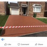 Oakley driveways and patios profile image.