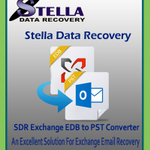 Exchange EDB to PST Converter profile image.