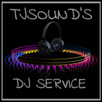 TJSounds DJ Service profile image.