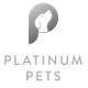 Platinum Pets logo