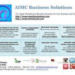 AIMC Business Solutions profile image.