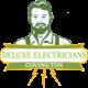 Deluxe Electricians Covington logo