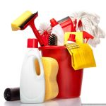 WE CLEAN HOUSES profile image.
