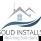 SOLID INSTALLS logo