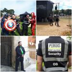 Perkins Event Solutions & Security Ltd profile image.