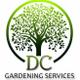 DC GARDENING SERVICES logo