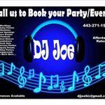 DJ Joe profile image.