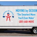 Moving by Design profile image.