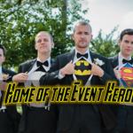 Black Tie Productions profile image.