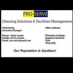 Pro-serve profile image.