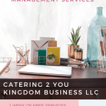 Catering 2 You Kingdom Business LLC profile image.