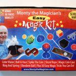 Monty The Magician profile image.