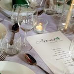 Aroma Dining at Home profile image.