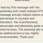 HEALING TOUCH MASSAGE THERAPY  profile image.