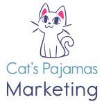 Cat's Pajamas Marketing profile image.