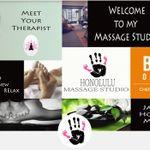 Honolulu Massage Studio profile image.