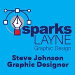 Sparks Layne Graphic Design profile image.