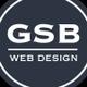 GSB Web Design logo