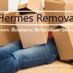 Hermes Removals profile image.