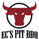EC's Pit BBQ logo