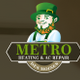 Metro Heating & AC Repair Des Moines logo
