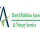 Daryl Robbins Accounting & Notary Service logo