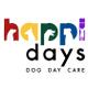 Happi Days Dog Day Care logo