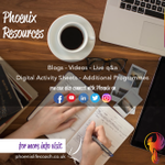 Phoenix Life and Wellbeing Coaching profile image.