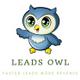 Leads Owl logo