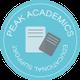 Peak Academics logo