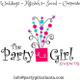 The Party Girl Events, LLC logo
