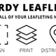 Lordy Leaflets logo