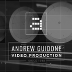 Andrew Guidone Video Production profile image.